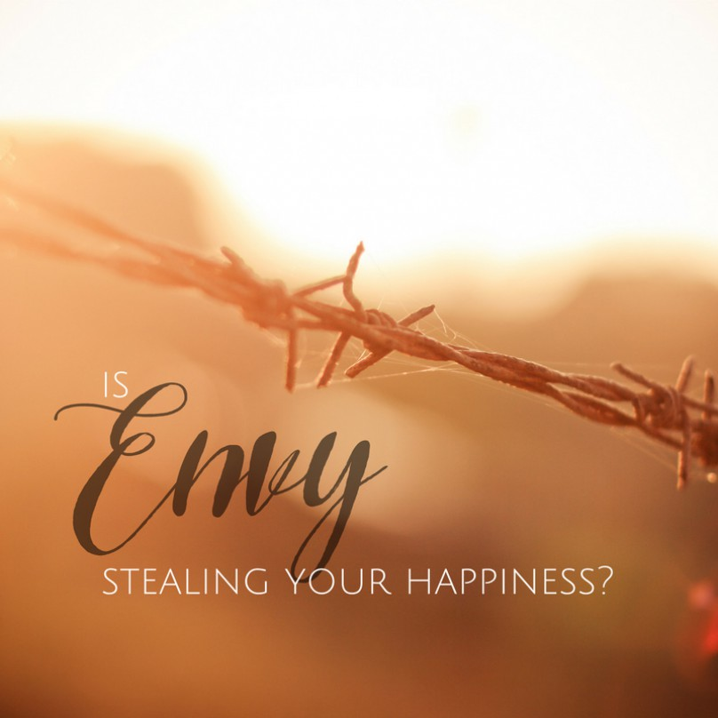 Part three: Is Envy Stealing Your Happiness?