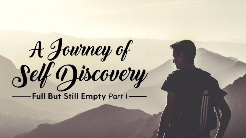 Full But Still Empty - Part 1