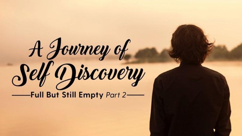 Full But Still Empty - Part 2