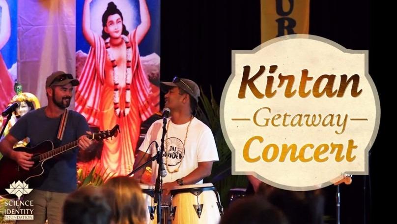 Kirtan Getaway Concert