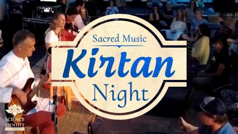 Sacred Music Kirtan Night