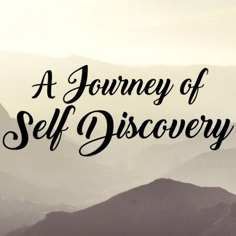 A Journey to Self Discovery