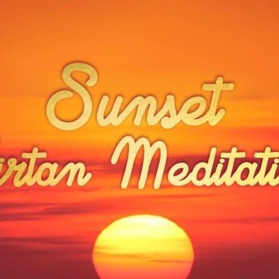 Sunset Kirtan Meditation: Day 4