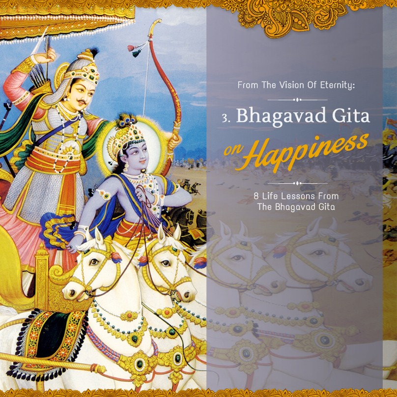Part 3: Bhagavad-Gita on Happiness