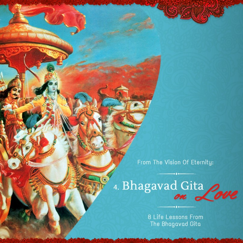Part 4: Bhagavad-Gita on Love